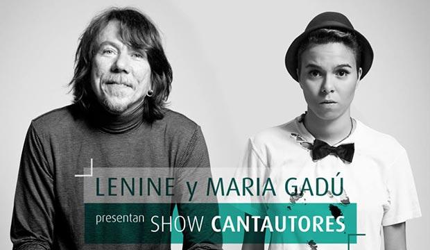 Lenine y María Gadú.