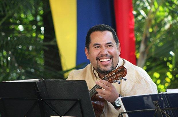 Pedro Colombet, presidente del Centro Nacional del Disco (CENDIS).