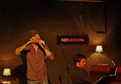 Marino Sáiz (voz) y Lorenzo Vilches (piano)  © Carles Gracia Escarp