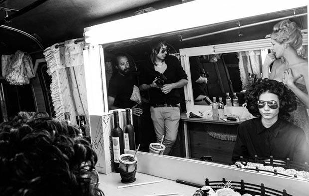 La música de Calamaro se convierte en filme de la mano de Leo Damario.