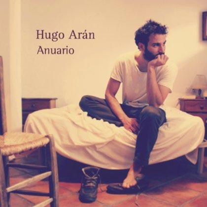 Portada del disco «Anuario» de Hugo Arán.