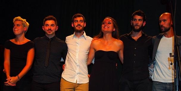 Clara Peya y su banda - Círcol Maldà de Barcelona © Carles Gracia Escarp