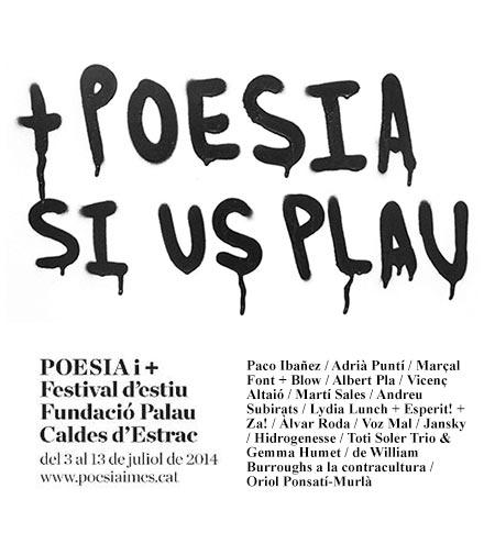 IX Festival «Poesia i +» 2014