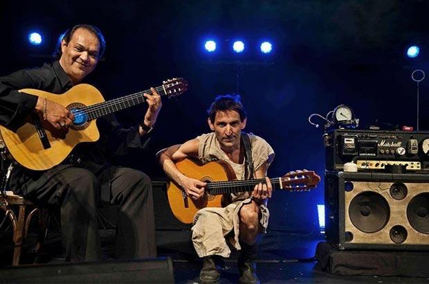 Albert Pla y Diego Cortés
