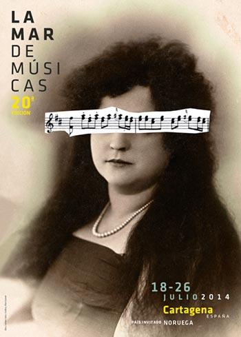 XX festival La Mar de Músicas de Cartagena 2014