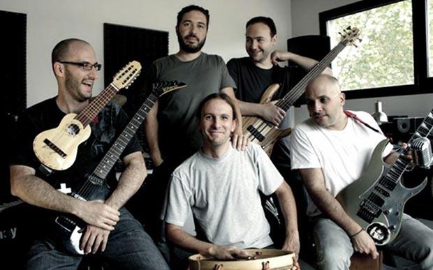 La banda argentina Arraigo