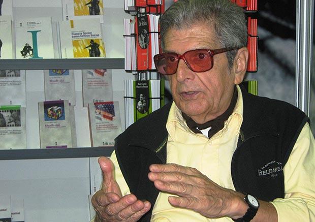 Patricio Guzmán Campos © Biblioteca Nacional de Chile