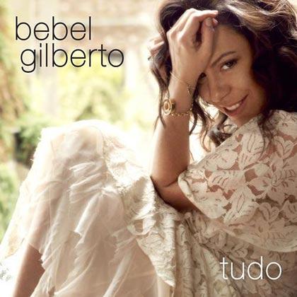 Portada del disco «Tudo» de Bebel Gilberto.