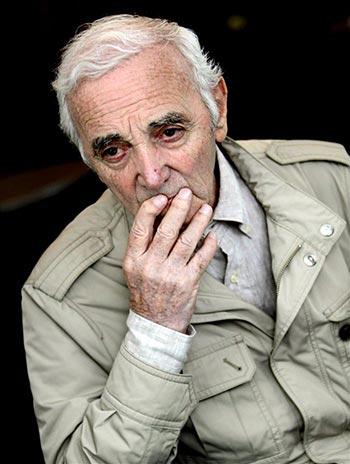 Charles Aznavour ofrecerá un recital antológico en Barcelona.