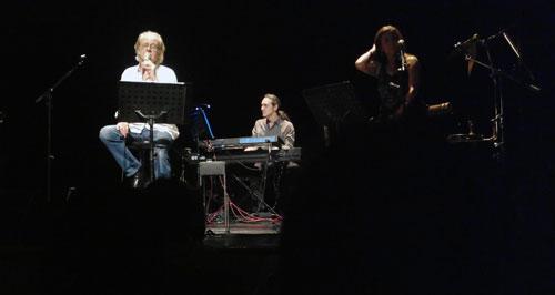 Luis Eduardo Aute en Sevilla. © Mª Gracia Correa