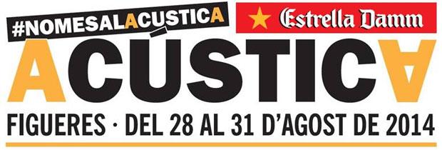 XIII Festival Acústica de Figueres 2014