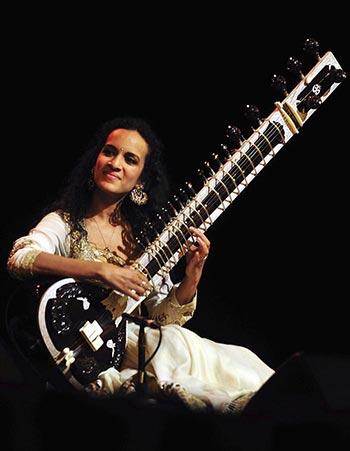 Anoushka Shankar © EFE