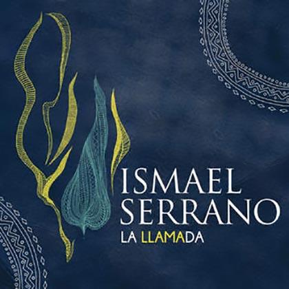 Portada del disco «La llamada» de Ismael Serrano.