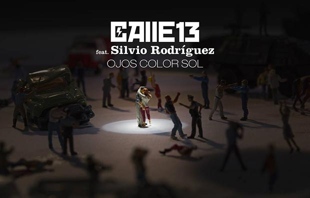 Calle 13 y Silvio Rodríguez estrenarán el vídeo musical de «Ojos color sol».