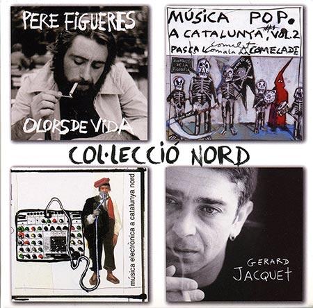 Colección discográfica «Nord» dirigida por Pascal Comelade.