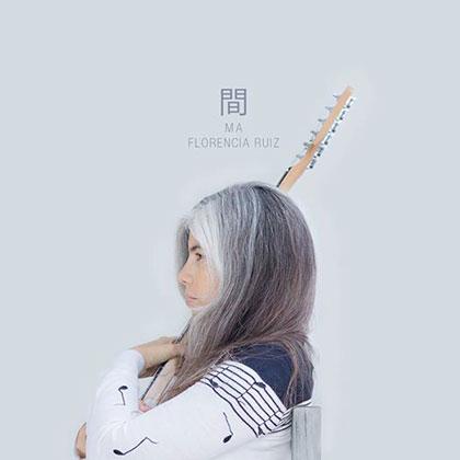 Portada del disco «Ma» de Florencia Ruiz.