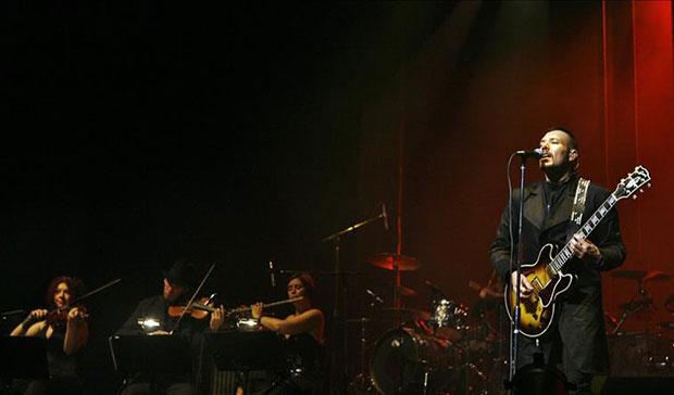 El grupo argentino de rock Catupecu Machu. © EFE