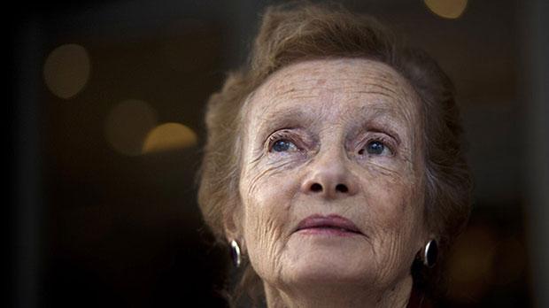 Lilian Clark, madre de Gustavo Cerati.