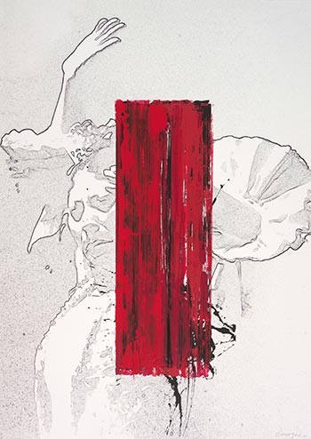 Cartel de la 18 Bienal de Flamenco de Sevilla 2014