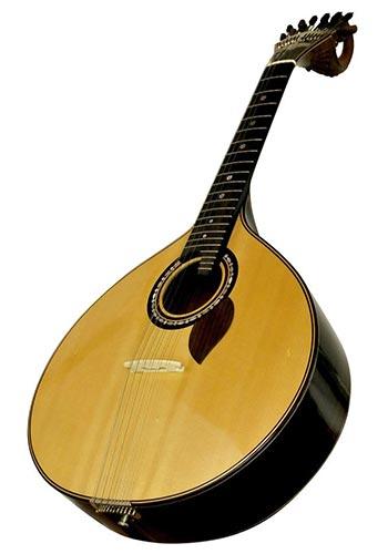 Guitarra portuguesa © Museu do Fado de Lisboa