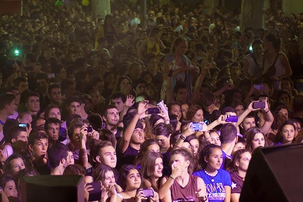 90.000 personas han pasado por el Festival Ac´stica de este año, 10.000 más que en la pasada edición. © Xavier Pintanel