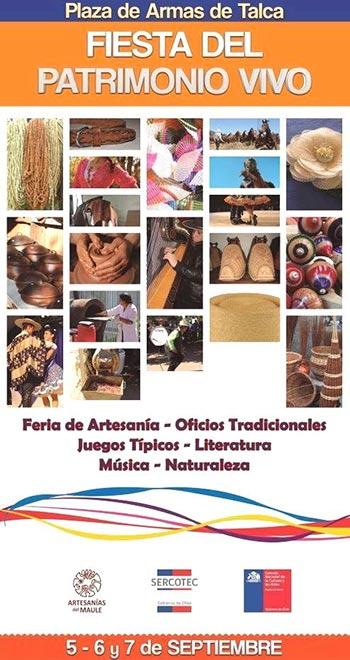 Fiesta del Patrimonio Vivo 2014