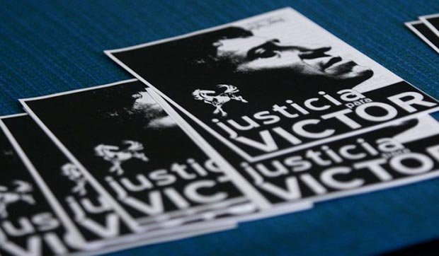 Se inaugura Memorial en recuerdo de Víctor Jara.