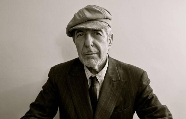 Leonard Cohen cumple 80 años.