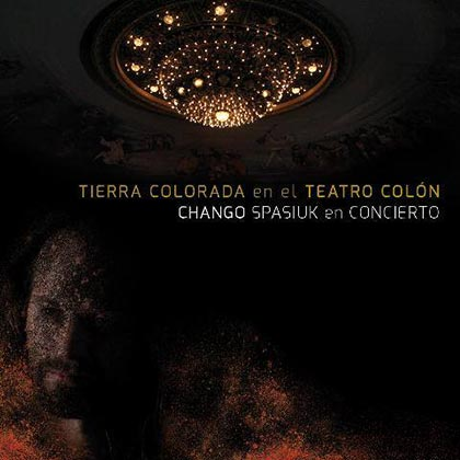 Tierra colorada (Chango Spasiuk)