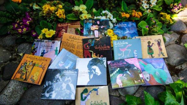 El catálogo completo de Violeta Parra se relanza para conmemorar su cumpleaños