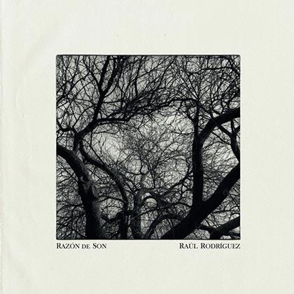 Portada del disco «Razón de son» de Raúl Rodríguez.