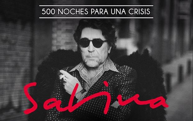 Gira «500 noches para una crisis».