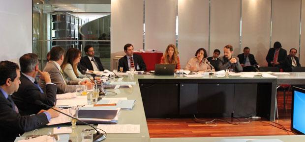 La ministra de Cultura chilena, Claudia Barattini, intervino en la Comisión de Educación, Cultura, Ciencia y Tecnología del Senado. © Consejo Nacional de la Cultura y las Artes. Gobierno de Chile