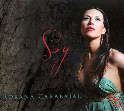 Portada del disco «Soy» de Roxana Carabajal.