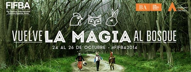 VI Festival del Bosque (FIFBA) de la Plata 2014