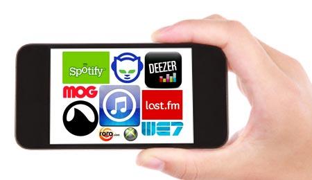 Los músicos piden el 80% de los ingresos por el uso de su música en «streaming», según el CIAM