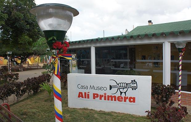 Museo Alí Primera en Paraguaná.