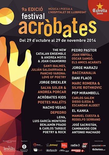 IX Festival Acròbates en L