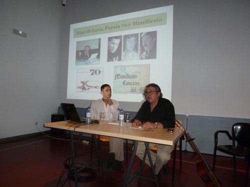 Presentación del libro «Desde el puerto de la utopía»