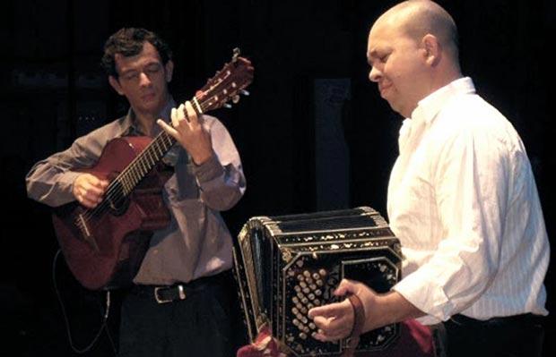 El dúo Núñez en la apertura del 45 Festival del Litoral