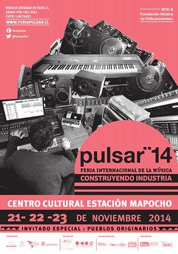 V Feria Internacional de la Música de Santiago Pulsar 2014