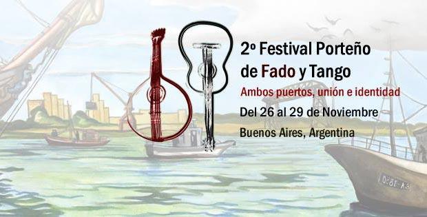 II Festival Porteño de Fado y Tango 2014.