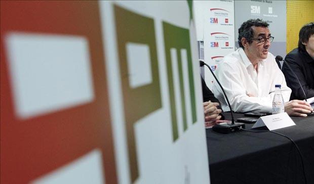 El presidente de la Asociación de Promotores Musicales (APM), Pascual Egea. © EFE
