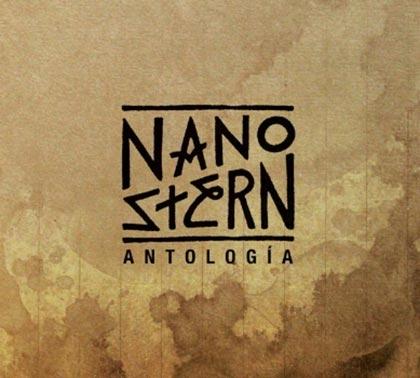 Portada del disco «Antología» de Nano Stern.