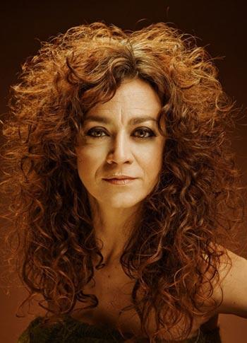 Carmen París.