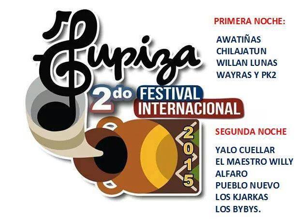 II Festival Internacional Tupiza 2015