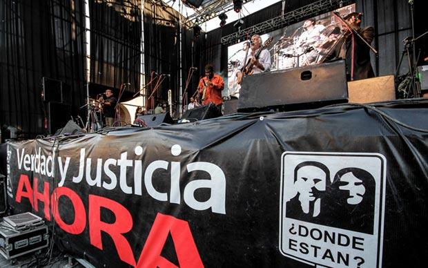 Inti-Illimani en el IV Concierto Vivas Voces. © Consejo Nacional de la Cultura y las Artes. Gobierno de Chile