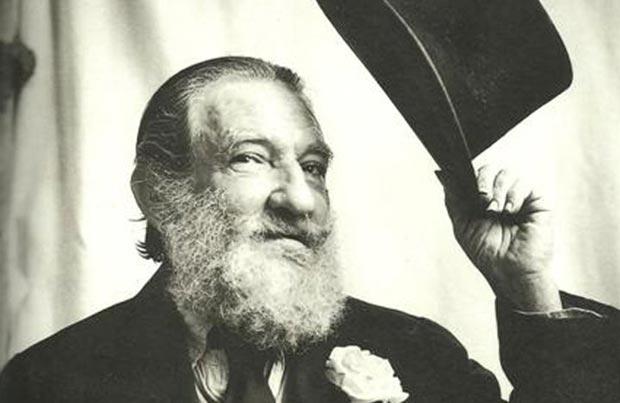 El pintor venezolano Armando Reverón.