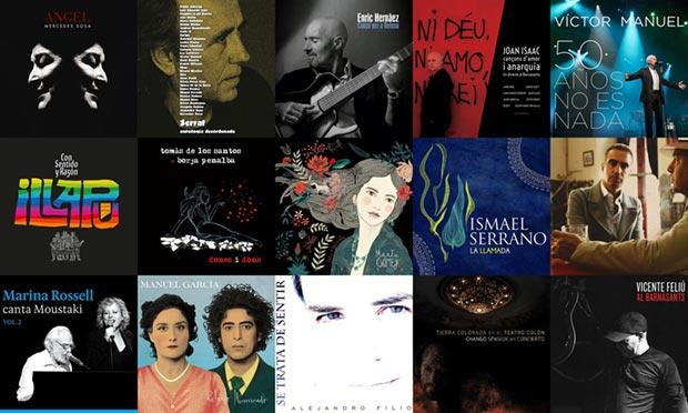 15 discos imprescindibles del 2014