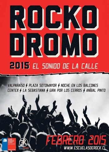 11 Rockódromo Valparaíso 2015